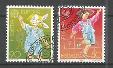 Cept / 1989  Schweiz    gest