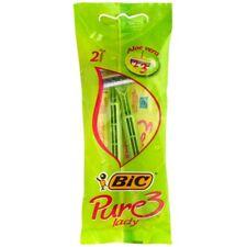 Blister maquinillas BIC Pure 3 - 2 unidades