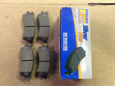 Federated Auto Parts MD893 Brake Pads Pad Front Fits Mazda Protege 01-03