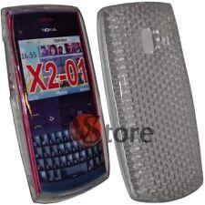 Cubierta De La Caja Transparente Para Nokia X 2-01