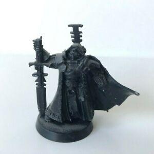 Games Workshop Warhammer 40k: Ordo Malleus (Daemonhunter) Inquisitor Metal Model