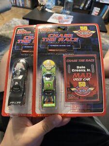 NHRA Racing Champions Lot of 2 1:64 Dale Creasy Jr. Funny Car 2000 Mad & Nitro