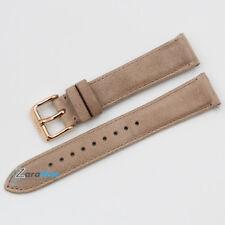 New Original FOSSIL Replacement Watch Strap ES3104 Genuine Leather 18mm BEIGE