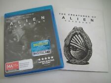Alien: Covenant (2017) - Sanity Exclusive Booklet + Blu-Ray Region B | New