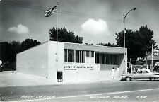 The U.S. Post Office, Wisner NE RPPC