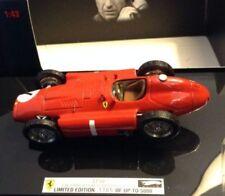 Ferrari Modell-Rennfahrzeuge von Mattel im Maßstab 1:43