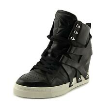 Ash Call Women US 6.5 Black Sneakers
