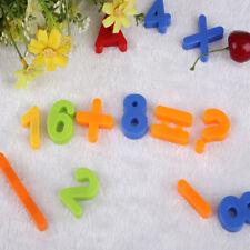 Kids Children Magnetic Alphabet Letter Maths Number Fridge Magnets 80Pcs