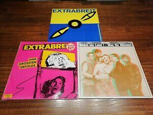 2 LP Vinyl + Maxi Single Extrabreit Ihre grössten Erfolge Welch ein Land Flieger