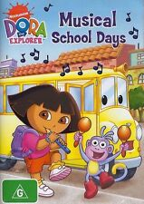 Dora The Explorer MUSICAL SCHOOL DAYS : NEW DVD
