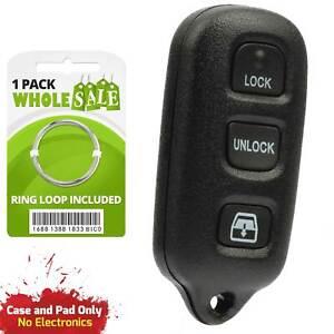 For 2005 Toyota 4Runner Keyless Clicker Transmitter Car Key Fob Entry Remote