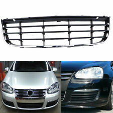 ABS Front Bumper Grille Centre Grill Cover for VW GOLF MK5 GTI 2004-2009