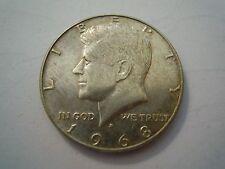 MONETA HALF DOLLAR - UNITED STATES OF AMERICA - 1968 ARGENTO SILVER  (S-O-10)