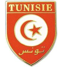 Tunisia crest enamel Tunisie pin badge