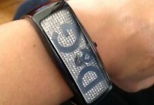 Genuine Dolce&Gabbana Crystal Face Bangle Ladies Watch D&G Intelligence DW0256