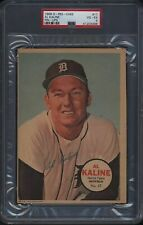 1968 OPC O-Pee-Chee Pin-Ups #17 Al Kaline Tigers PSA 4 pop 1 (Only 1 Higher) *19