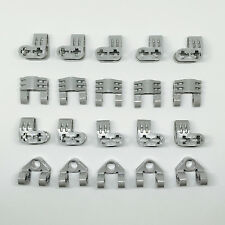 Lego Technic New Genuine 20x Cross Block Form (Design: 92907, Element: 4630114)