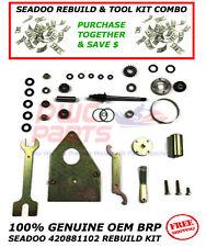 Sea Doo 215/255/26 RXT-X RXP-X OEM BRP Supercharger Rebuild & Tool Kit 420881102