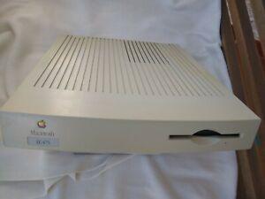 APPLE mac macintosh LC 475 1990 Vintage y en perfecto estado