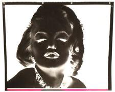 OOAK ORIGINAL 1953 MARILYN MONROE 20x24 FRANK POWOLNY FOX GLAMOUR PHOTO NEGATIVE