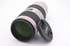 Canon EF 70-200mm f/2.8L IS II USM Zoom Lens for Canon SLR Cameras