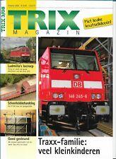Trix Magazin 3/08 in het Nederlands