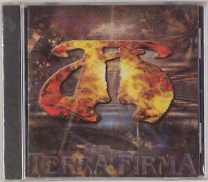TERRA FIRMA: Self Titled SEALED Music Cartel Heavy Metal CD OOP