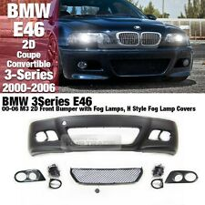 M3 Front Bumper / Grill Fog Lamp For BMW 00-06 2D 3Series E46 Coupe Convertible