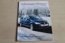 156007) VW Touareg 7L Facelift - Touran - VW Magazin 01/2007