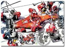 Luxemburg 2019  Milanofil  raceauto F1    Ferrari    MAXICARD       POSTFRIS/MNH
