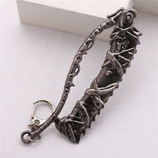 BLOODBORNE Keychains Pop Online Game High Quality Alloy Key Ring Free Shipping
