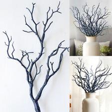 Artificial Manzanita Dry Plants Tree Branch Party Decoration Home Ornament 35cm