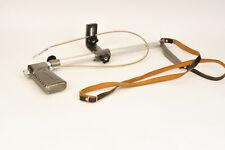 Film Camera Shoulder Brace / Pistol Grip Photosniper Bracket with Cable Release