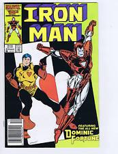 Iron Man #213 Marvel 1986