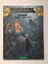 THORGAL LOUVE 16 / BD EO 1990 / ROSINSKI VAN HAMME / LE LOMBARD / TBE