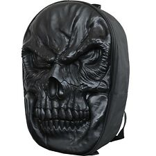 Borsa a spirale Shadow Master Back Pack 3d Lattice Teschio Evil Dead CON TASCA LAPTOP