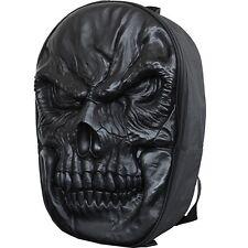 Bolsa de espiral sombra MASTER Back Pack 3D Látex Calavera Evil Dead con bolsillo para portátil
