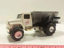 1/64 ERTL custom farm toy fs farm services fertilizer&lime float spreader truck