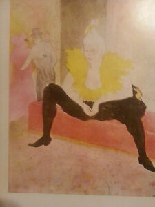Henri De Toulouse Lautrec Lithograph Small Up To 12in Art Prints For Sale Ebay