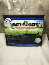 Four Paws Waste Manager Dog Waste Disposal System Brand New 18275