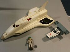 VTG 1979 Fisher Price 325 Alpha Probe WORKS! Space Ship Shuttle Adventure People