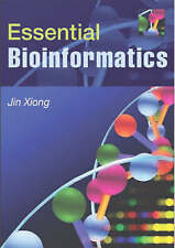 Essential Bioinformatics, Acceptable, Xiong, Jin, Book