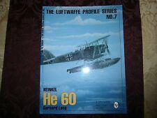 Heinkel He 60 Vol. 7 by Gerhard Lang (1997, Paperback)