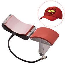 55 X 3inch Cap Hat Heat Press Machine Heating Transfer Attachment Silica 110v