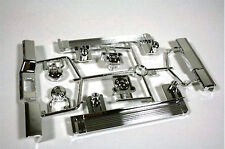 Tamiya Pajero H parts Bumpers, Headlight Buckets, Fog light buckets. TAM9005423