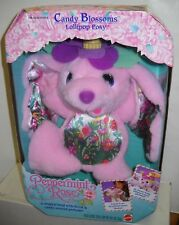 #609 NRFB Vintage Mattel Peppermint Rose Candy Blossoms Lollipop Posy
