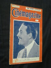 JULY 21, 1922 FRENCH CINEMAGAZINE Uncut Complete 29 pgs