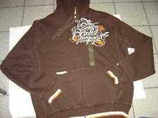 Mens Ecko Unltd. Brown Zip Hoody Sweatshirt Size M