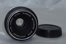 Olympus Zuiko Auto Macro f3.5 50mm Lens