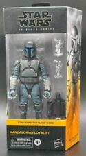 "Star Wars The Black Series 6"" Walmart Exclusive Mandalorian Loyalist Hasbro"